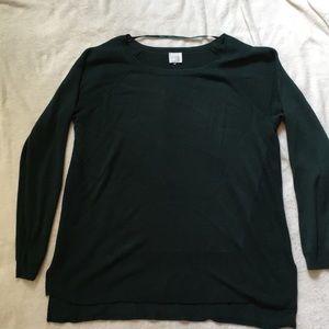 Hunter Green Cupio Sweater